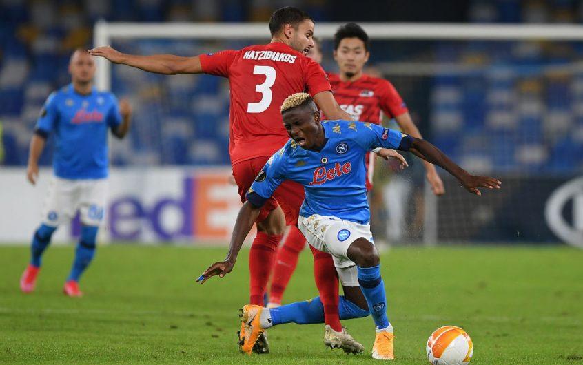 Soi kèo Napoli vs Rijeka lúc 03h00 ngày 27/11/2020