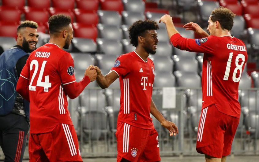Soi kèo Bayern vs Salzburg, 03h00 ngày 26/11/2020
