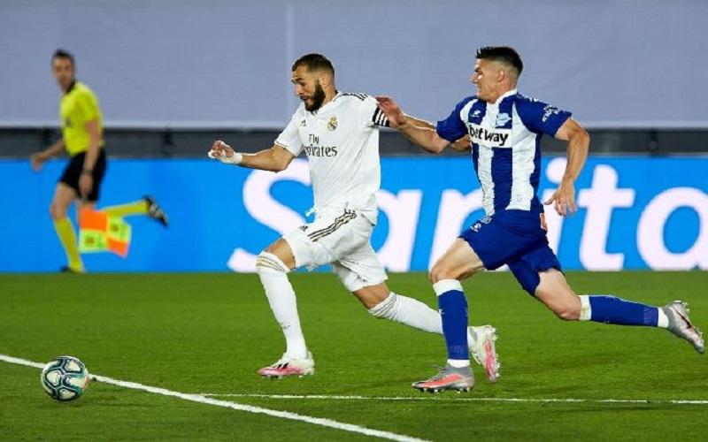 Soi kèo Real Madrid vs Alaves lúc 03h00 ngày 29/11/2020