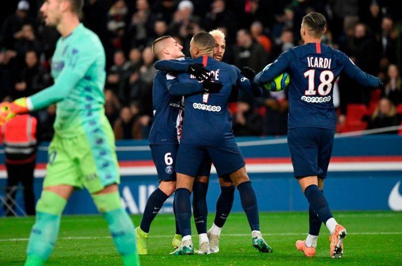 Soi kèo Monaco vs PSG lúc 03h00 ngày 21/11/2020