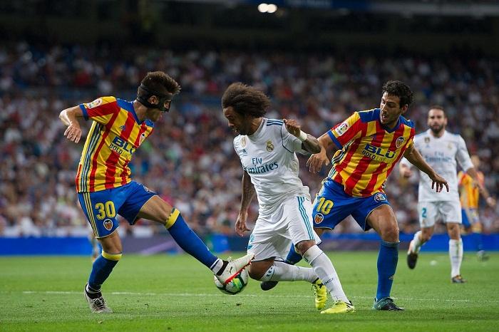 Soi kèo Valencia vs Real Madrid lúc 3h ngày 9/11/2020
