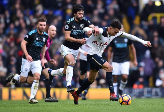 Soi kèo West Brom vs Tottenham lúc 19h ngày 8/11/2020