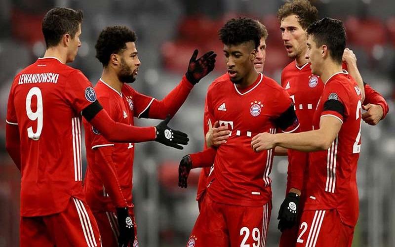 Soi kèo Union Berlin vs Bayern lúc 00h30 ngày 13/12/2020