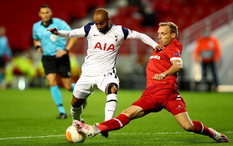 Soi kèo Tottenham vs Antwerp lúc 03h00 ngày 11/12/2020