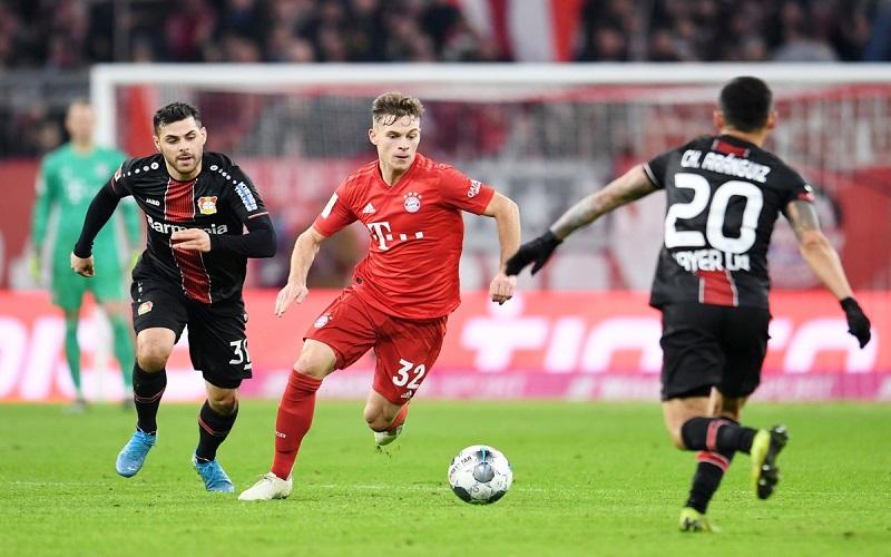 Soi kèo Leverkusen vs Bayern lúc 00h30 ngày 20/12/2020