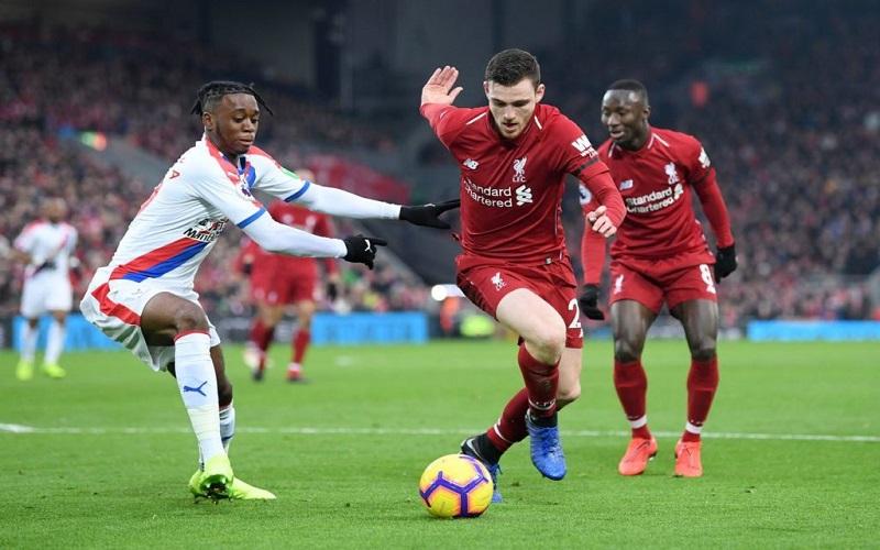 Soi kèo Crystal Palace vs Liverpool, 19h30 ngày 19/12/2020