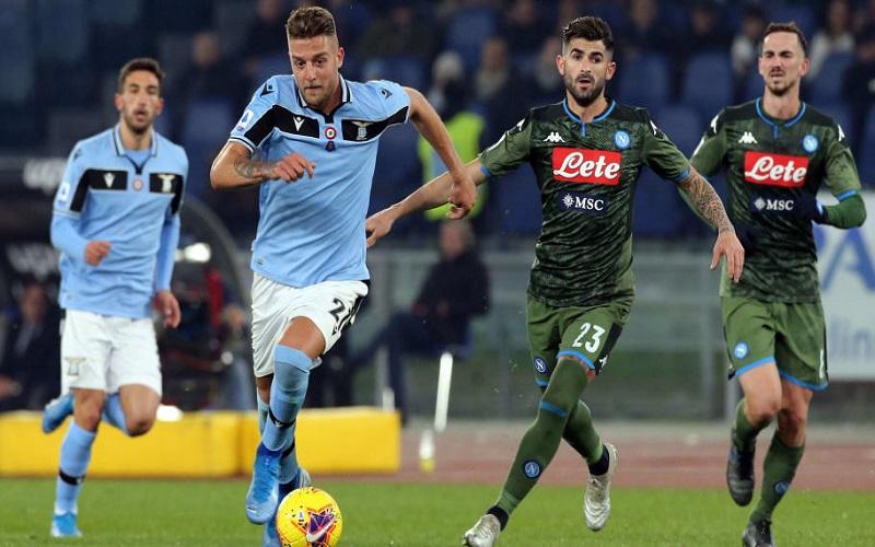 Soi kèo Lazio vs Napoli lúc 02h45 ngày 21/12/2020