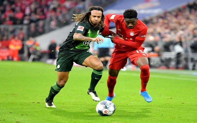 Soi kèo Bayern vs Wolfsburg lúc 02h30 ngày 17/12/2020