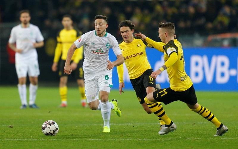 Soi kèo Bremen vs Dortmund lúc 02h30 ngày 16/12/2020