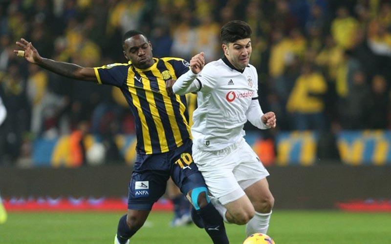 Soi kèo Ankaragucu vs Besiktas lúc 23h00 ngày 24/12/2020