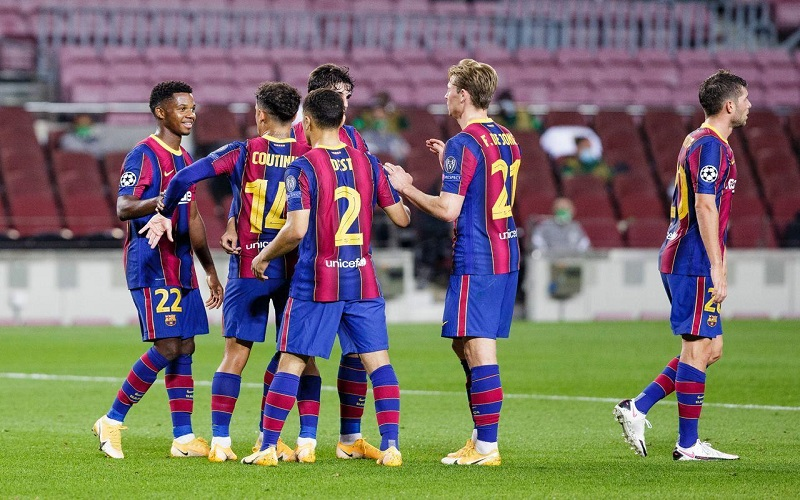Soi kèo Barcelona vs Juventus lúc 03h00 ngày 9/12/2020