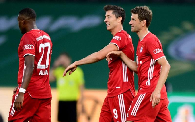 Soi kèo Bayern vs Lokomotiv Moscow lúc 03h00 ngày 10/12/2020