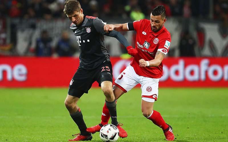 Soi kèo Bayern vs Mainz lúc 0h00 ngày 4/1/2021