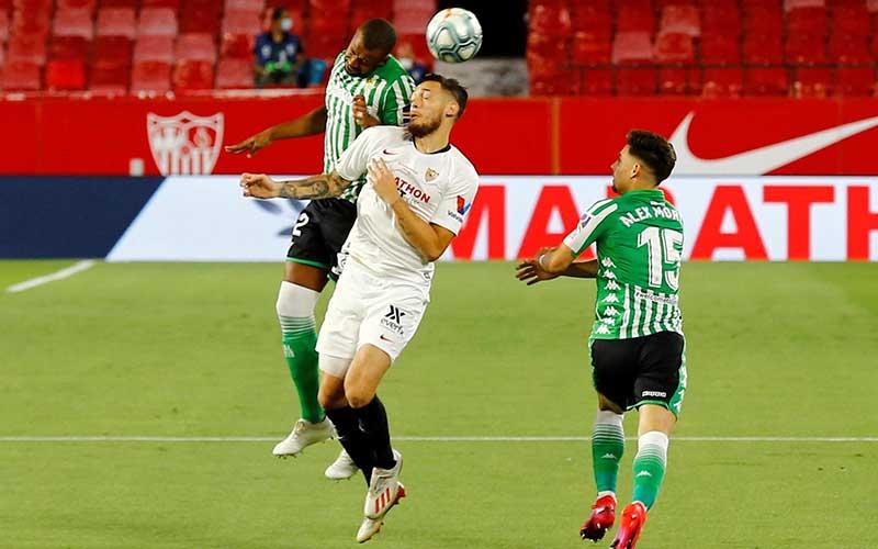 Soi kèo Betis vs Sevilla lúc 22h15 ngày 2/1/2021