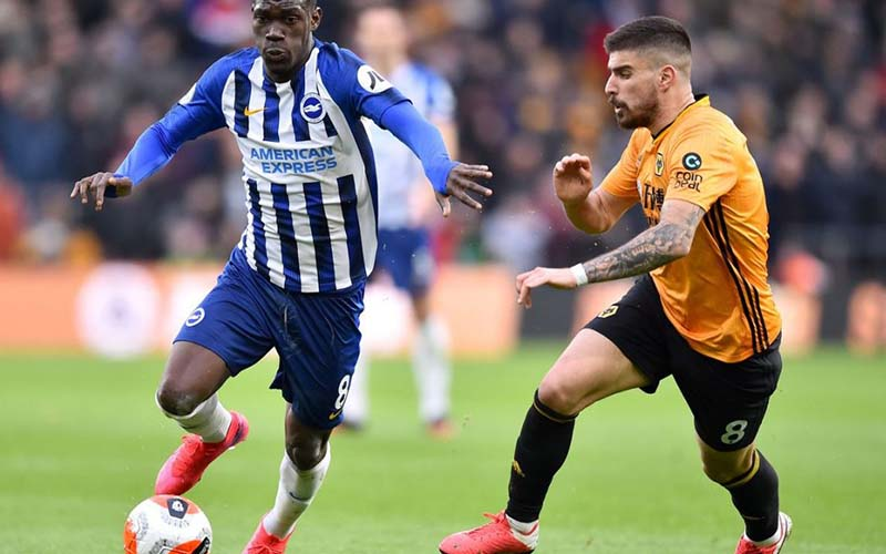 Soi kèo Brighton vs Wolves lúc 0h30 ngày 3/1/2021