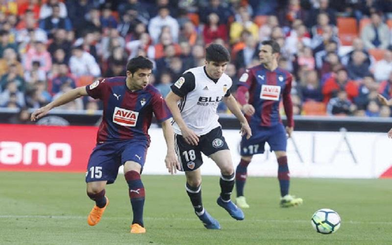 Soi kèo Eibar vs Valencia lúc 03h00 ngày 8/12/2020