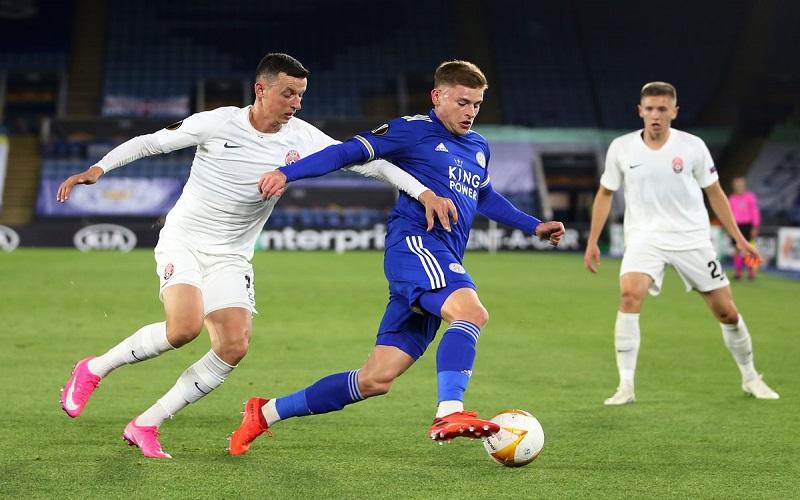 Soi kèo Zorya vs Leicester lúc 00h55 ngày 4/12/2020