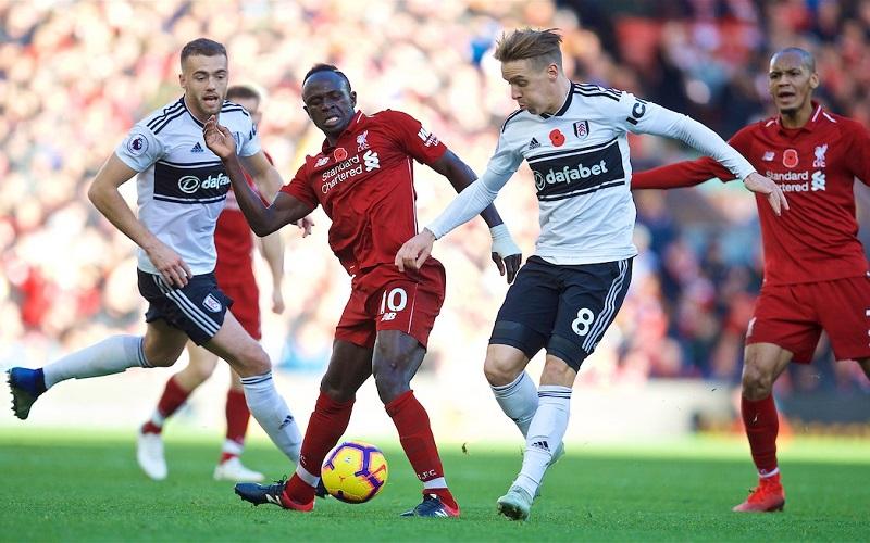Soi kèo Fulham vs Liverpool lúc 23h30 ngày 13/12/2020