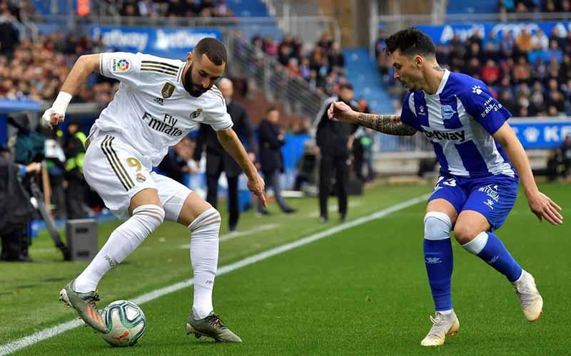 Soi kèo Alaves vs Real Madrid lúc 3h00 ngày 24/1/2021