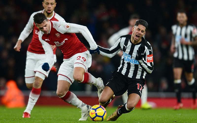 Soi kèo Arsenal vs Newcastle lúc 0h30 ngày 10/1/2021