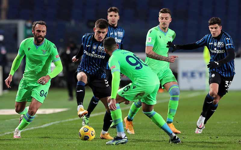 Soi kèo Atalanta vs Lazio lúc 21h00 ngày 31/1/2021