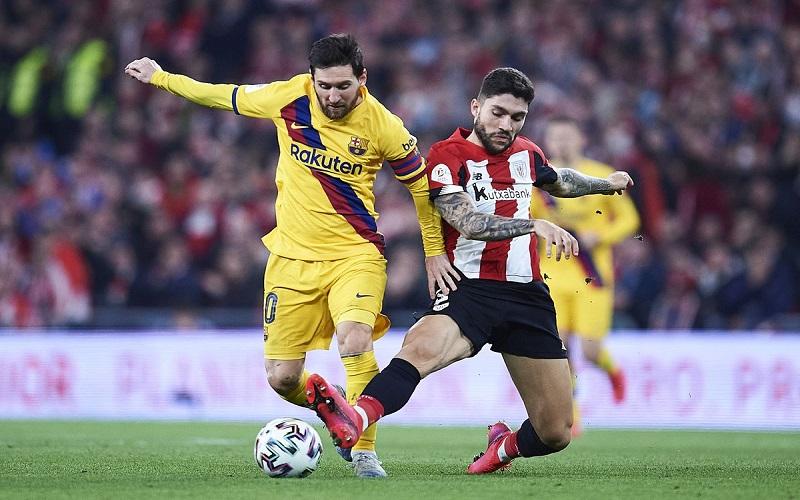 Soi kèo Barcelona vs Bilbao lúc 03h00 ngày 18/1/2021