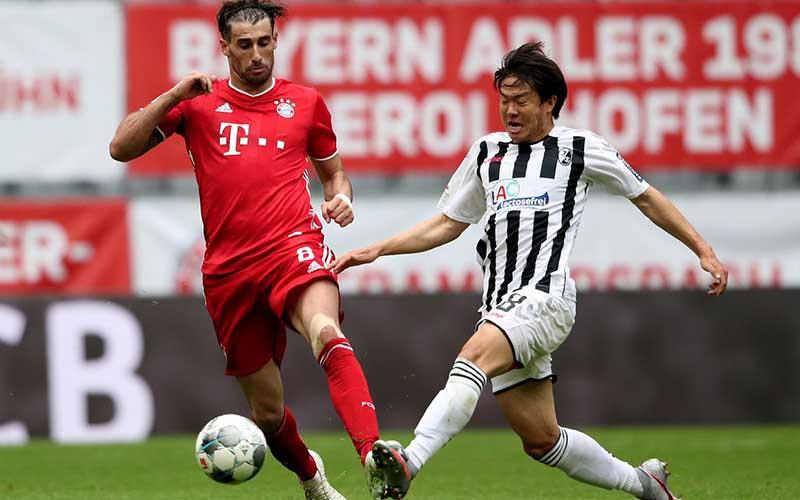 Soi kèo Bayern vs Freiburg lúc 21h30 ngày 17/1/2021