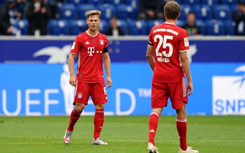 Soi kèo Bayern vs Hoffenheim lúc 21h30 ngày 30/1/2021