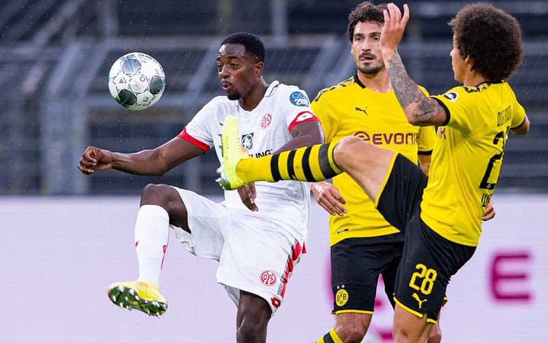 Soi kèo Dortmund vs Mainz lúc 21h30 ngày 16/1/2021