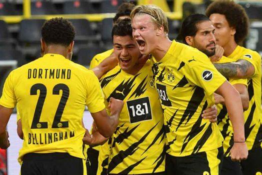 Soi kèo Dortmund vs Paderborn lúc 2h45 ngày 3/2/2021