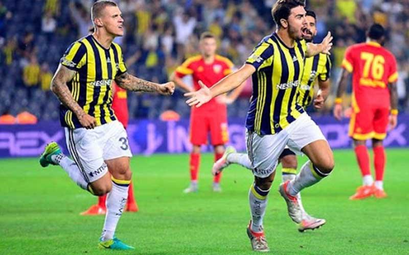 Soi kèo Fenerbahce vs Kayserispor lúc 23h00 ngày 25/1/2021