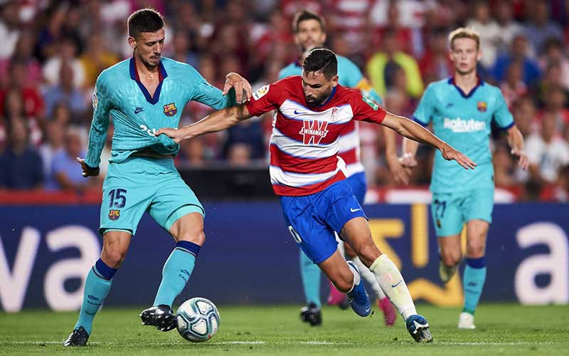 Soi kèo Granada vs Barcelona lúc 0h30 ngày 10/1/2021