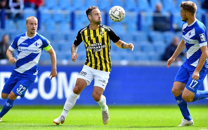 Soi kèo Heerenveen vs Waalwijk lúc 0h45 ngày 15/1/2021