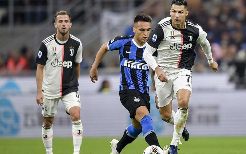 Soi kèo Inter vs Juventus lúc 2h45 ngày 18/1/2021