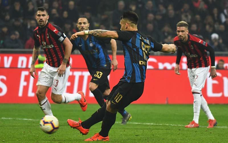 Soi kèo Inter vs Milan lúc 2h45 ngày 27/1/2021