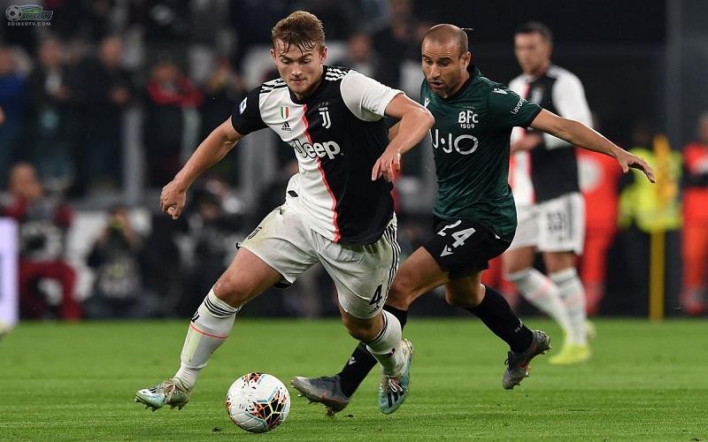 Soi kèo Juventus vs Bologna 18h30 ngày 24/1/2021