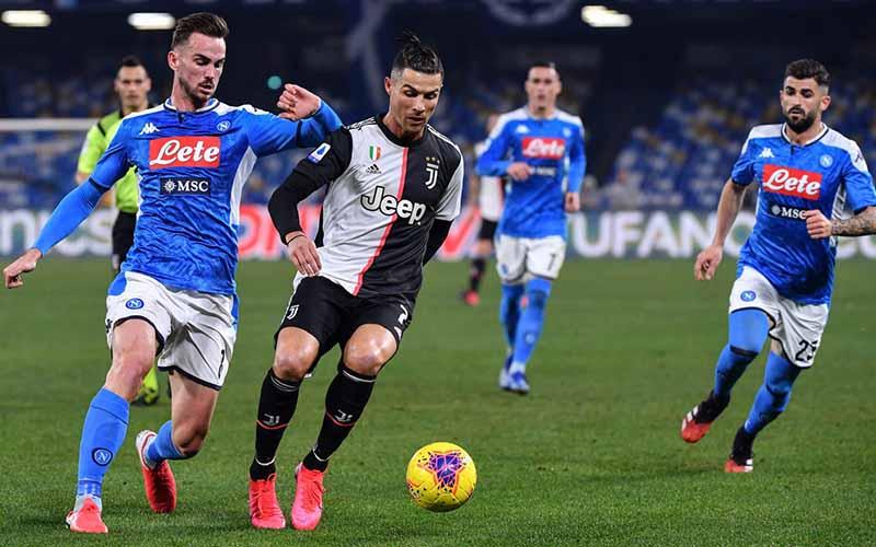 Soi kèo Juventus vs Napoli lúc 3h00 ngày 21/1/2021