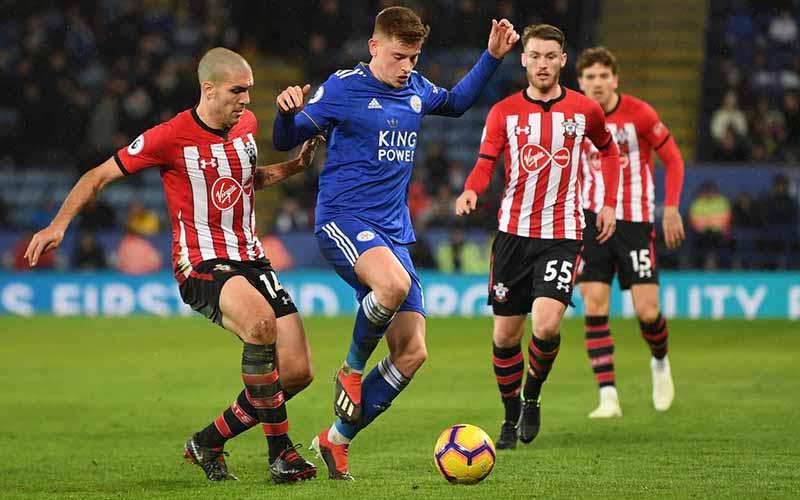 Soi kèo Leicester vs Southampton lúc 3h00 ngày 17/1/2021