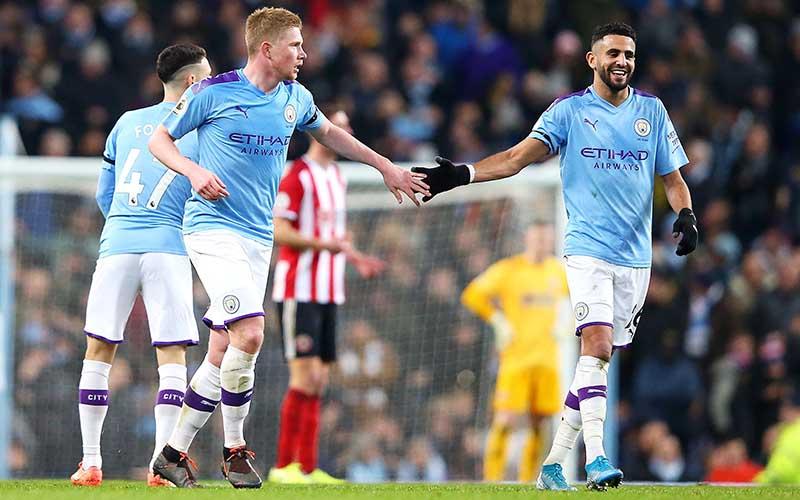 Soi kèo Man City vs Sheffield United lúc 22h00 ngày 30/1/2021