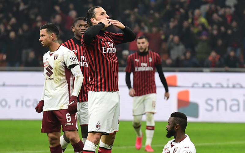 Soi kèo Milan vs Torino lúc 2h45 ngày 10/1/2021