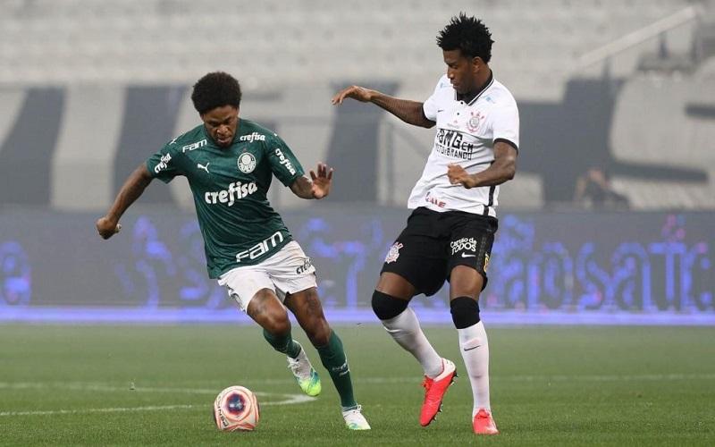 Soi kèo Palmeiras vs Corinthians lúc 05h00 ngày 19/1/2021
