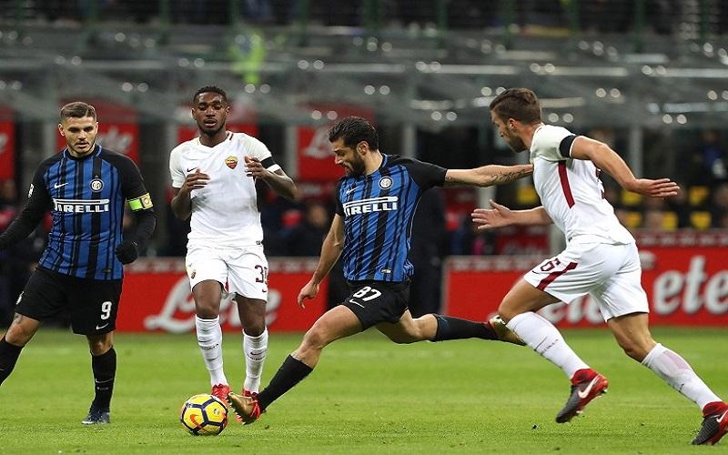 Soi kèo Roma vs Inter lúc 18h30 ngày 10/1/2021