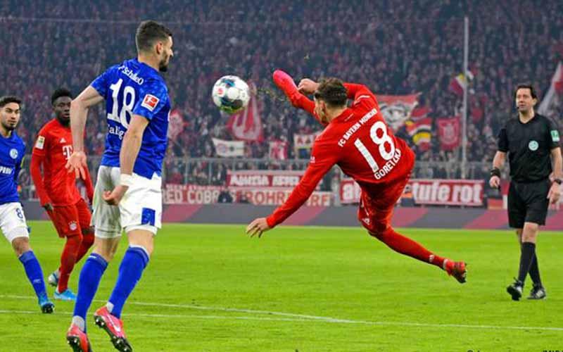 Soi kèo Schalke vs Bayern lúc 21h30 ngày 24/1/2021