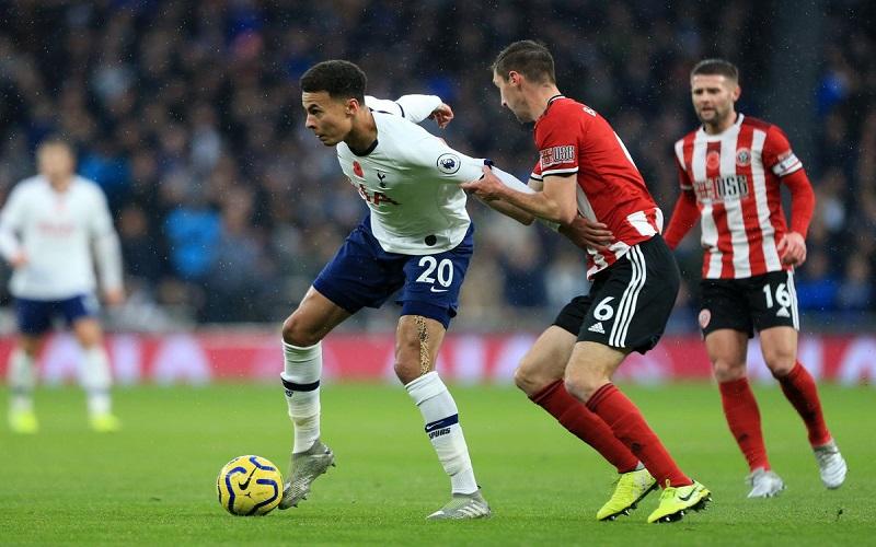 Soi kèo Sheffield United vs Tottenham, 21h05 ngày 17/1/2021