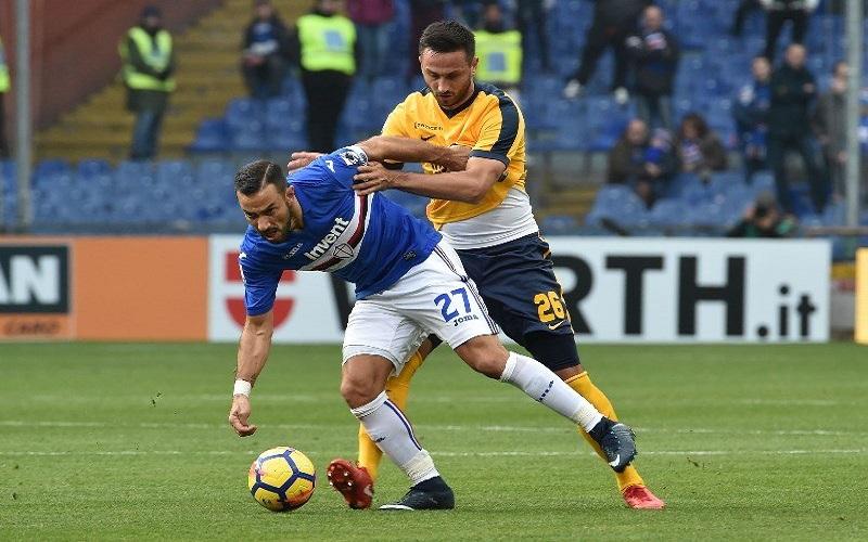 Soi kèo Spezia vs Sampdoria lúc 02h45 ngày 12/1/2021
