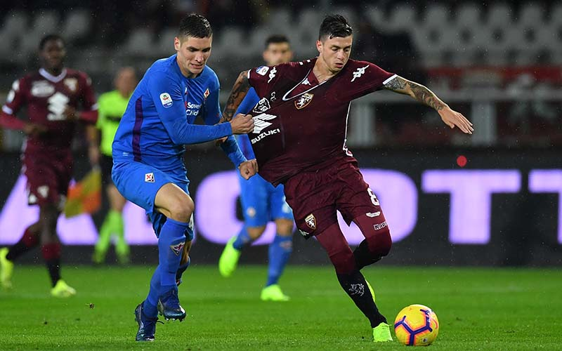 Soi kèo Torino vs Fiorentina lúc 2h45 ngày 30/1/2021