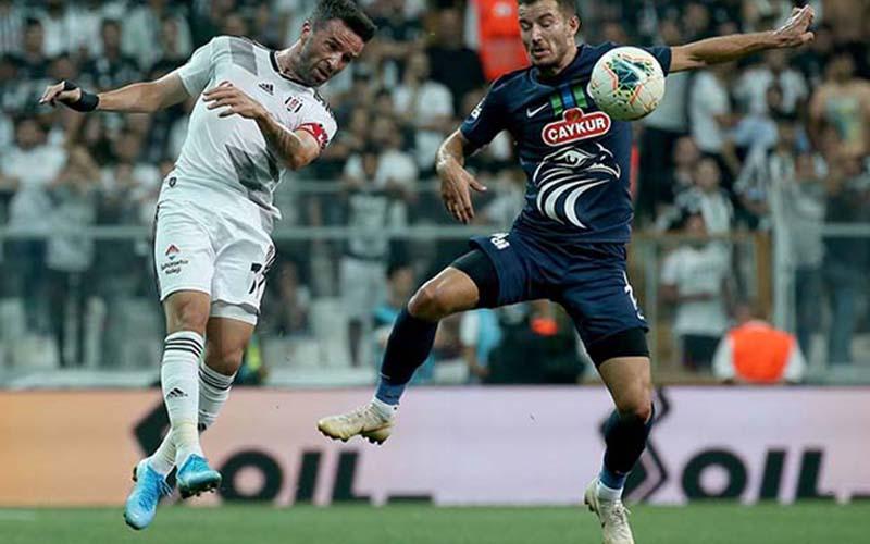 Soi kèo Besiktas vs Rizespor lúc 23h00 ngày 6/1/2021