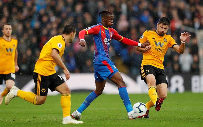 Soi kèo Wolves vs Crystal Palace lúc 2h45 ngày 9/1/2021