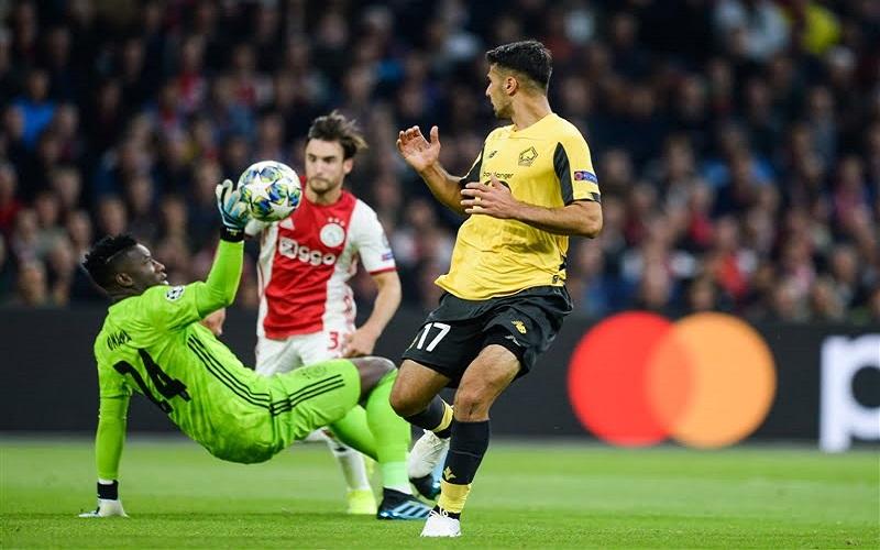 Soi kèo Ajax vs Lille lúc 00h55 ngày 26/2/2021