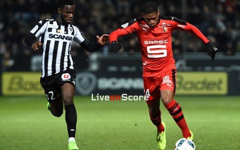 Soi kèo Angers vs Rennes lúc 3h00 ngày 12/2/2021